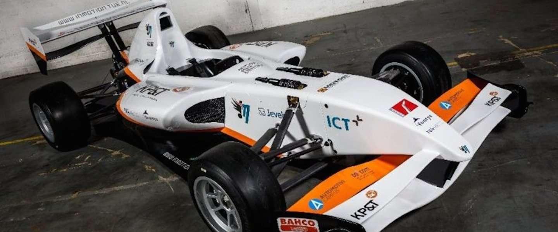 Brabantse studenten bouwen snelste elektrische auto ter wereld