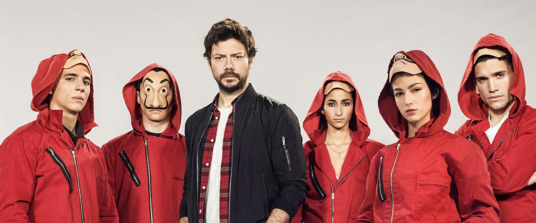 Nu al bekend: er komt ook een seizoen 4 van La Casa de Papel