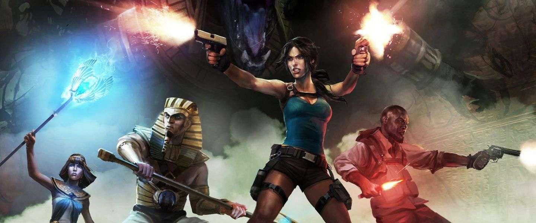 Lara Croft and the Temple of Osiris charmeert