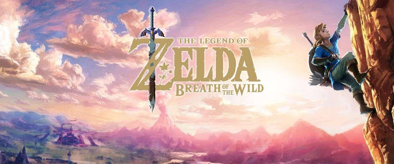 De nieuwe Zelda verschijnt later dan de Nintendo Switch