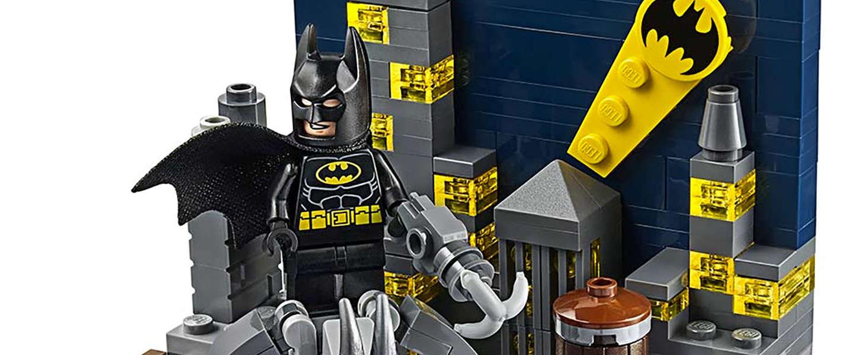 LEGO komt met exclusieve Batman: The Dark Knight of Gotham City-set