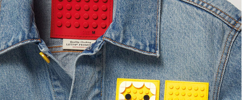 LEGO x Levi's: exclusieve collectie met musthave items