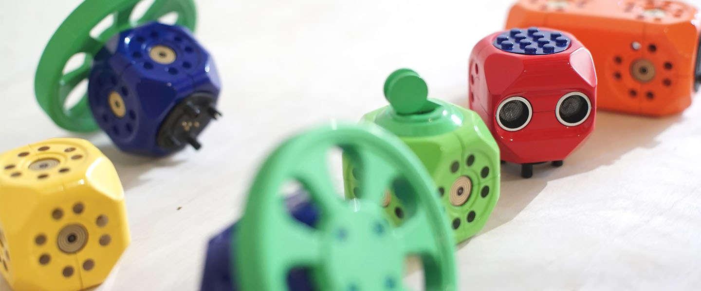 LEGO van de toekomst? Een robot die iedereen kan bouwen