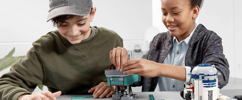 LEGO introduceert nieuwe Star Wars kit