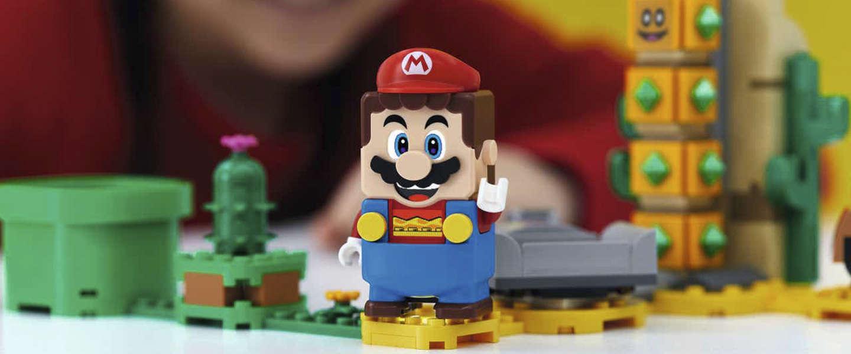 LEGO en Nintendo onthullen het volledige Super Mario assortiment