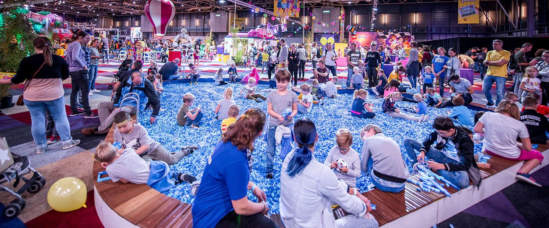 LEGO World 2019 weer in de Jaarbeurs Utrecht