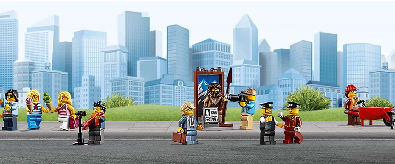 LEGO lanceert een online concept met bouwopdrachten voor het hele gezin