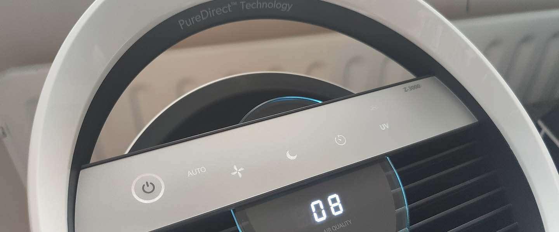 Leitz TruSens Z-3000 geeft je frisse lucht in huis