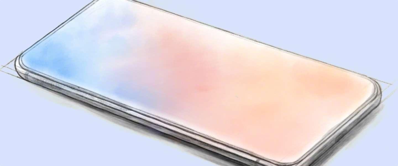 Wordt de eerste écht randloze smartphone door Lenovo gemaakt?