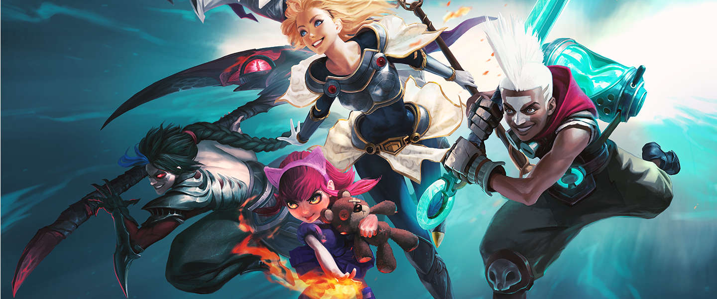 Riot Games kondigt mobiele versie League of Legends aan