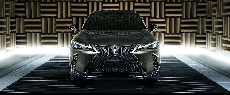 Lexus UX wil zich onderscheiden met innovatieve technologieën