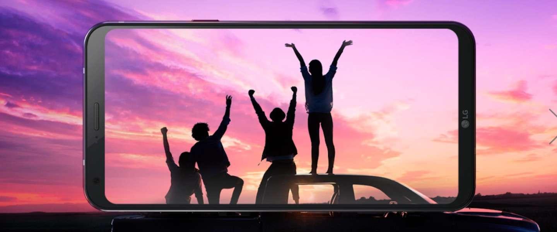 LG zet divisie op om Android smartphones up-to-date te houden