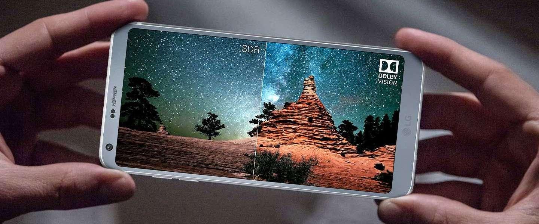 LG's telefoons zijn niet populair: smartphonetak maakt verlies