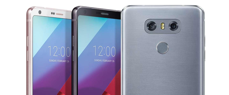 MWC 2017: Nieuwe LG G6 groter en smaller met nieuwe beeldverhouding