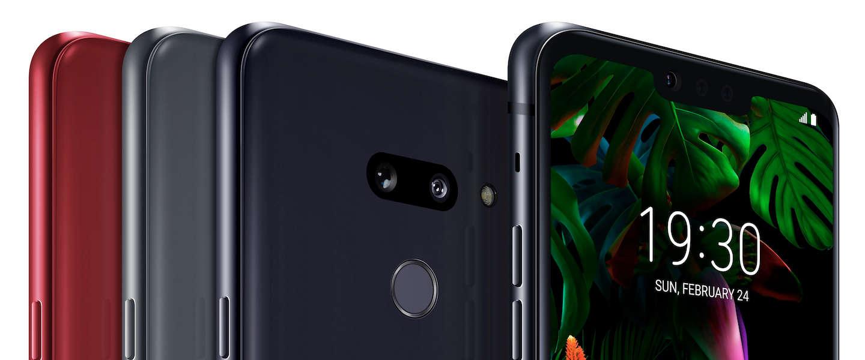 LG G8 ThinQ, G8s ThinQ en V50 ThinQ zien het daglicht