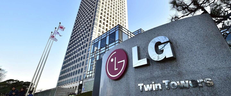 LG springt van de smartphone trein