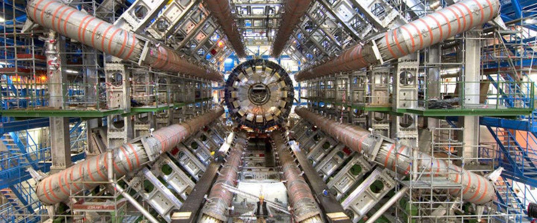 Neem met deze 360 graden video een kijkje in de Large Hadron Collider
