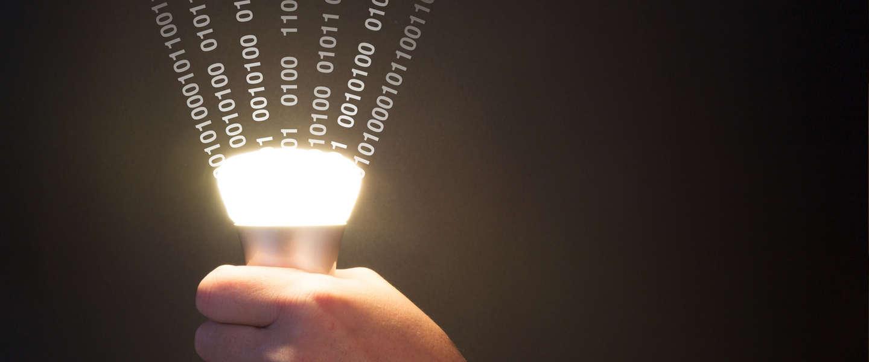 LiFi: supersnelle draadloze verbinding met LEDS