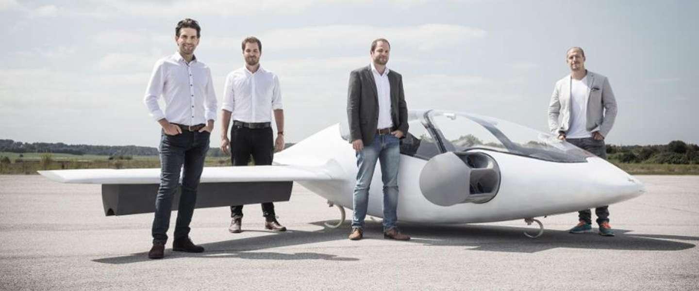 'Vliegende auto'-maker Lilium krijgt 90 miljoen investering