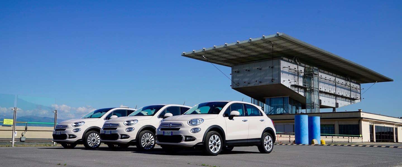Fiat's oude autofabriek Lingotto is een droom voor iedere autoliefhebber