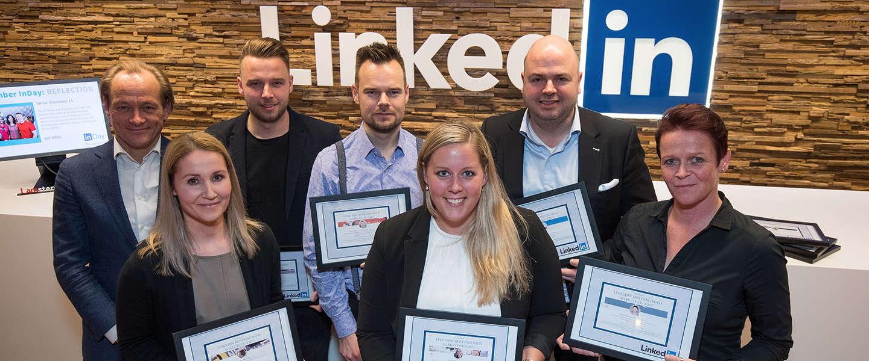 De 10 'Most Engaged' Marketeers van 2017 volgens LinkedIn