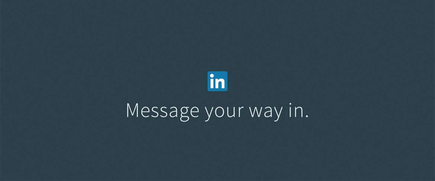 Instant Messaging ook via LinkedIn