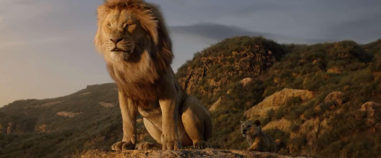Remake van The Lion King vanaf deze week in de bioscoop