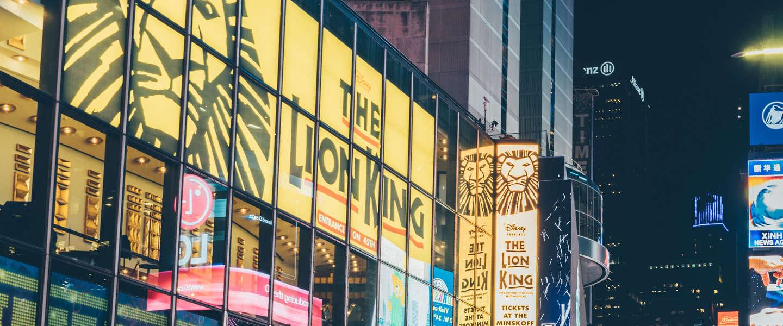 De Lion King best bezochte musical in Nederland ooit