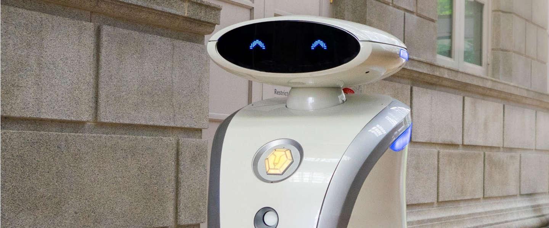300 schoonmaakrobots vinden werk in Singapore