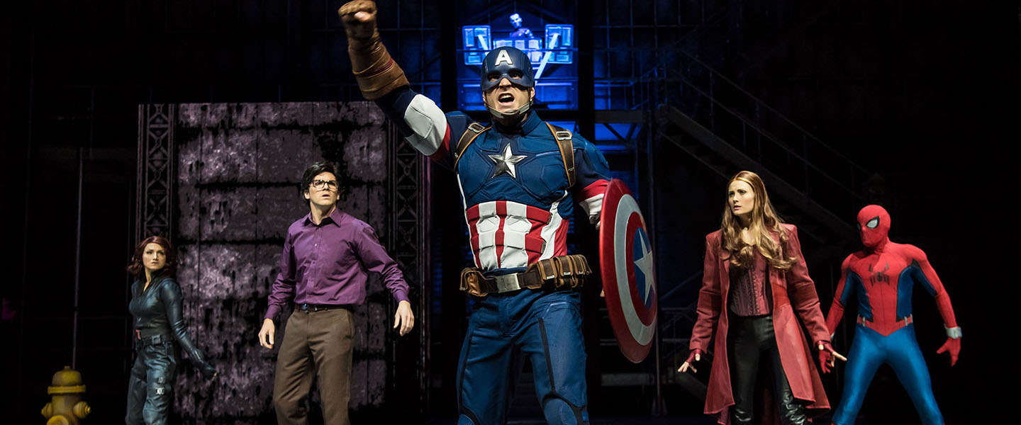 Kickoff: Marvel Superhelden Zomer in Disneyland Paris