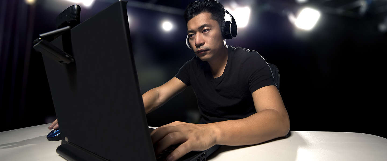 De rare wereld van Live Gaming