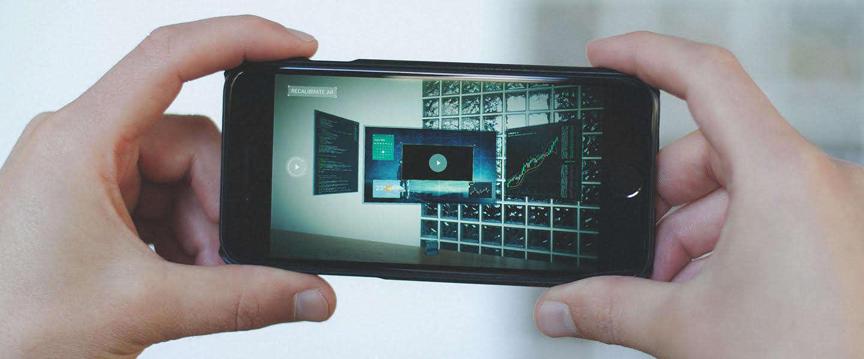 Achter de schermen bij 's werelds eerste mobile AR escape room