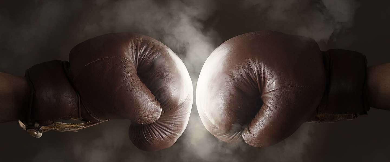 Zoveel geld was er in circulatie tijdens de bokswedstrijd tussen Jake Paul en Tyron Woodley