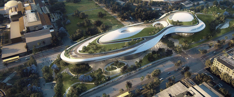 George 'Star Wars' Lucas gaat voor 1 miljard zijn eigen museum bouwen
