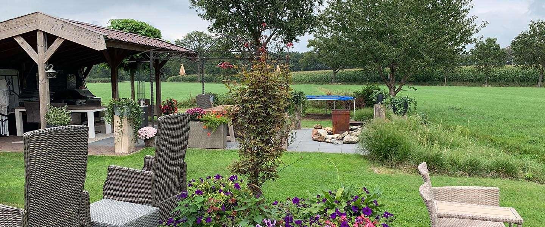 Maak van je tuin een thuis