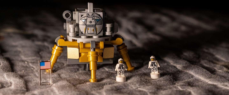 NASA kan de Maanmissie van 2024 op haar buik schrijven
