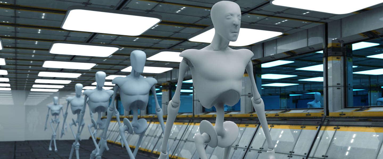 Machines zijn er om de mens te helpen