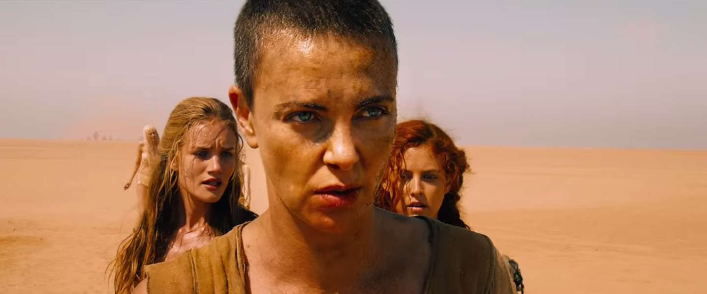 Trailer van Mad Max: Fury Road belooft veel spektakel