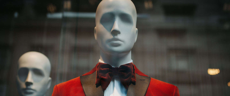 Met Augmented Reality komen nu ook Mannequins tot leven