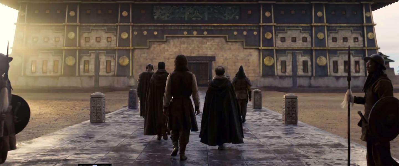 Eerste Trailer van de Netflix Original-serie Marco Polo