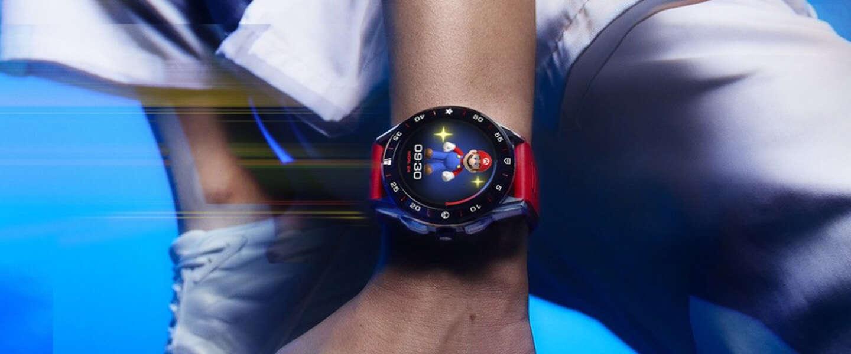 De officiële Super Mario-smartwatch kost 1.800 euro