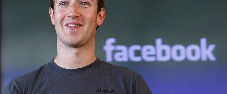 Mark Zuckerberg: 'In 2020 internet voor iedereen!'