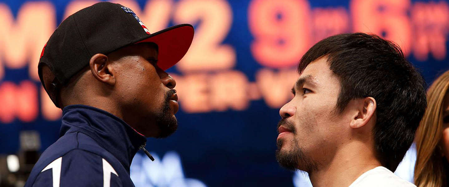 Periscope piracy: Ook Mayweather vs Pacquiao zorgt voor opschudding