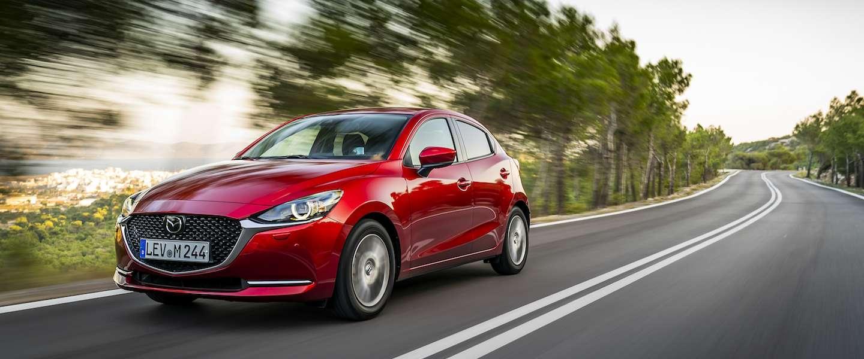 Review Mazda2 2020: vernieuwd design, bekend rijgevoel