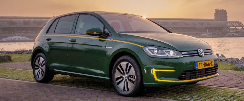 Er is nu een Volkswagen speciaal voor de McDrive