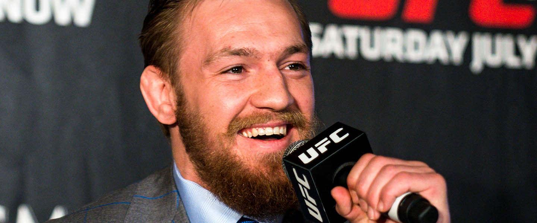 Conor 'The Notorious' McGregor krijgt rol in Game of Thrones
