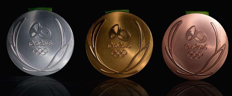 Nieuwe Olympische medailles gemaakt van gerecyclede smartphones?