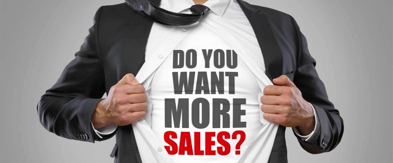 Sales gaat tegenwoordig verder dan koude acquisitie