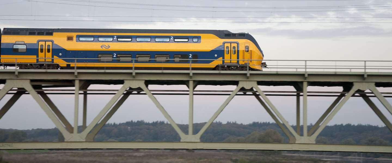 NS verwacht recorddrukte aan passagiers in septembermaand