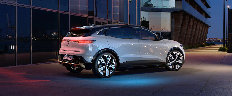 Nieuwe Renault Megane E-Tech electric nu volledig elektrisch